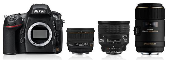 Best-lenses-for-Nikon-D800-camera