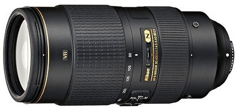 Nikkor 80 400mm f4.5 5.6G ED VR lens Nikkor 80 400mm f/4.5 5.6G ED VR lens announcement