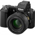 Nikon-1-V2-camdera-with-1-Nikkor-32mm-f1.2-lens
