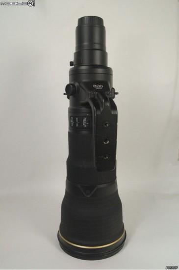 Nikon 800mm f-5.6 lens 1