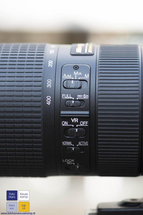 Nikon AF-S 80-400mm f4.5-5.6G ED VR lens 2
