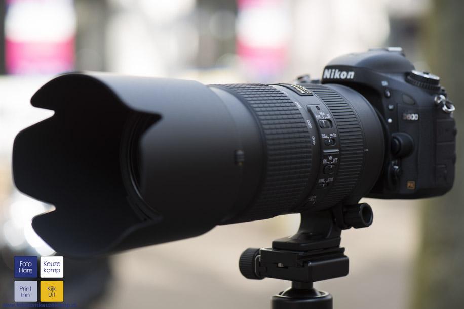 Nikon 80-400mm f/4.5-5.6G ED VR實鏡與實拍照