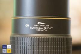 Nikon AF-S 80-400mm f4.5-5.6G ED VR lens 9