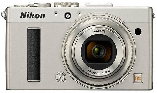 Nikon-Coolpix-A-silver