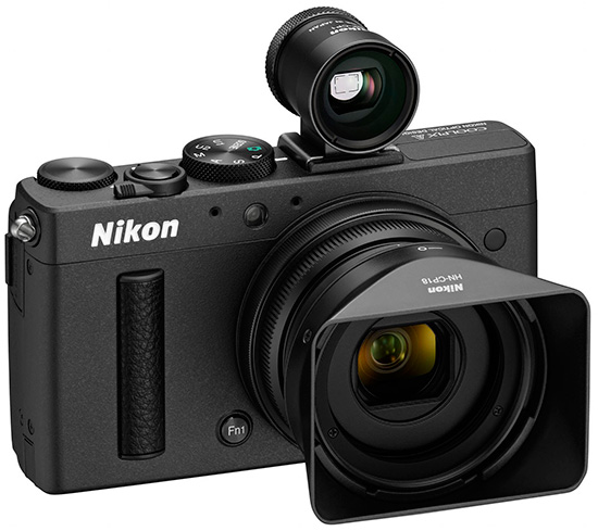Nikon-Coolpix-A-with-viewfinder-and-lens-hood