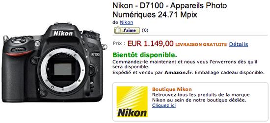 Nikon-D7100-Amazon-France