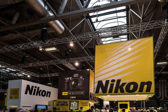 Nikon-at-Focus-on-Imaging-2013-show