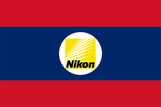 Nikon-made-in-Laos
