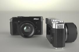 Nikon mirrorless camera concept2