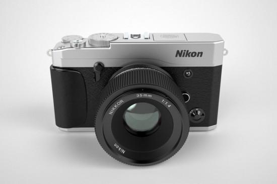 Nikon mirrorless camera concept3