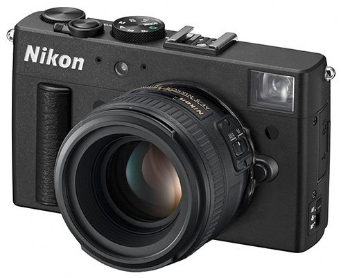 Nikon-mirrorless-camera-with-optical-viewfinder-concept