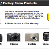 Nikon-refurbished-camera-lenses-sale