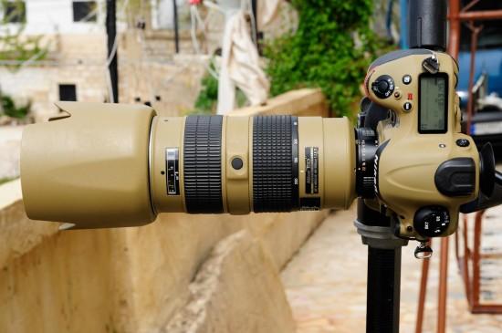 Desert Lizard Camo Nikon gear 10