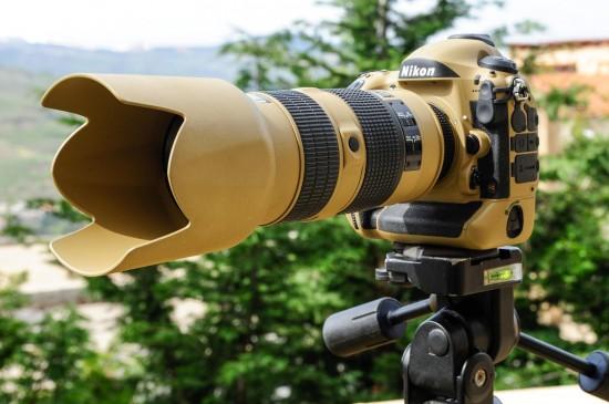Desert Lizard Camo Nikon gear 2