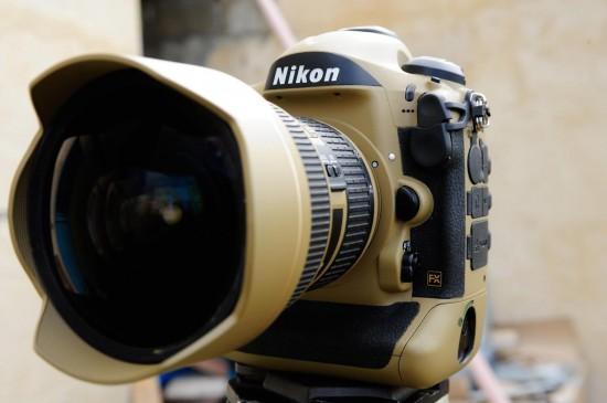 Desert Lizard Camo Nikon gear 4