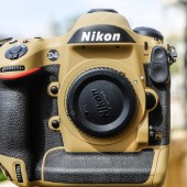 Desert Lizard Camo Nikon gear 7