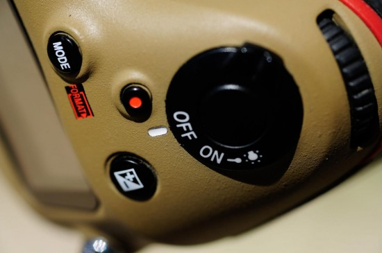 Desert Lizard Camo Nikon gear 8
