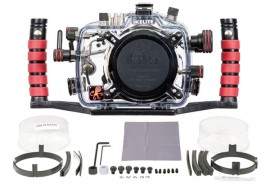 Ikelite underwater housing for Nikon D7100 (2)