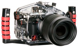 Ikelite underwater housing for Nikon D7100