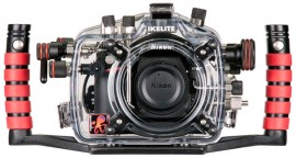 Ikelite underwater housing for Nikon D7100 (3)