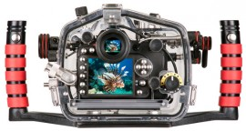 Ikelite underwater housing for Nikon D7100 (4)