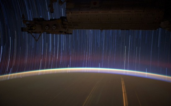 NASA / Pettit / ISS Fotos aus dem All