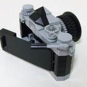 Lego Nikon DSLR camera 2
