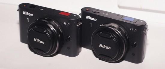 Nikon 1 J1 3D rig