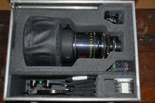 Nikon 300mm f2 lens