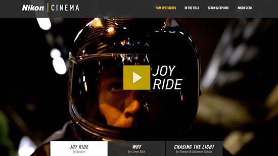 Nikon-Cinema-website