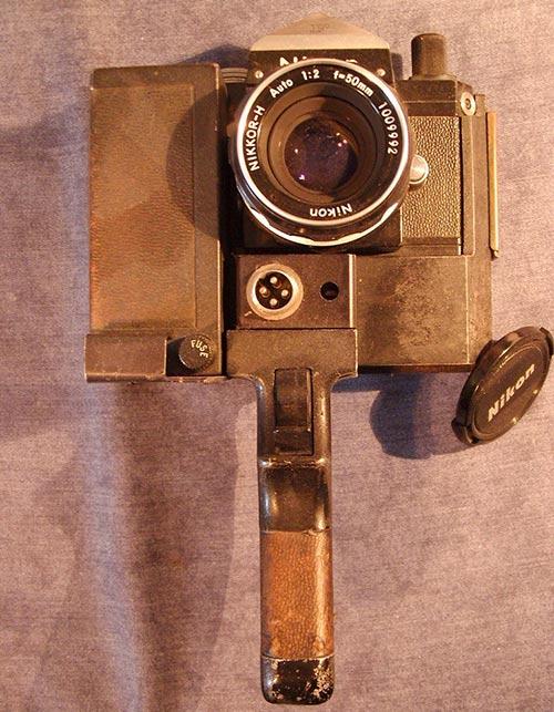 Nikon F  KS-80A camera