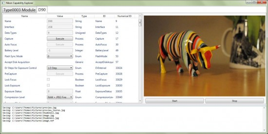 Nikon SDK C# wrapper library (2)