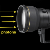 Nikon-lens-ISS