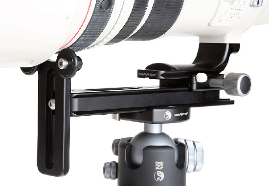 RRS long lens support
