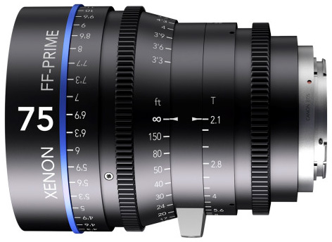 schneider kreuznach xenon full frame primes cinema lenses