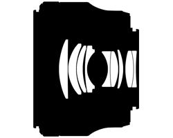 1 Nikkor 32mm f1.2 lens design