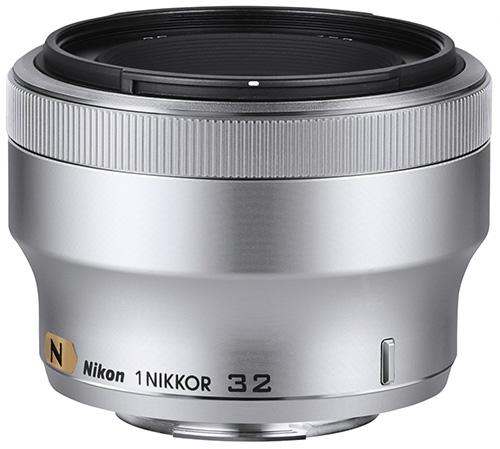 1-Nikkor-32mm-f1.2-lens-silver