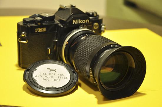 Designed Nikon lens caps 1