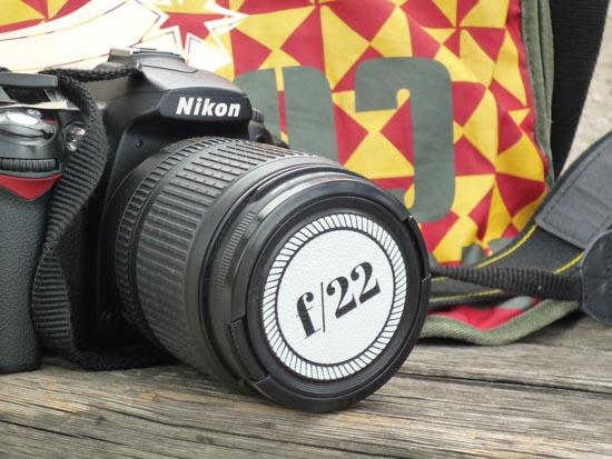 Designed Nikon lens caps 2