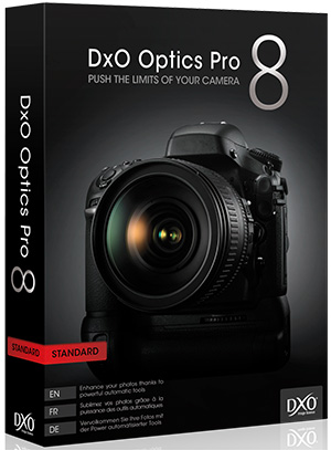 DxO-Optics-Pro-8-software