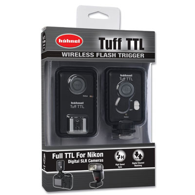 Hähnel Tuff TTL flash trigger for Nikon