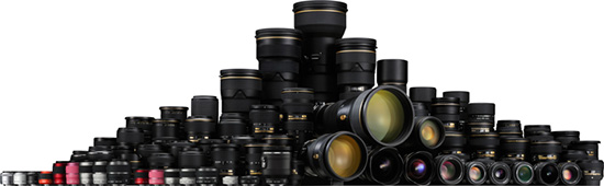 Nikkor-lenses-80-years