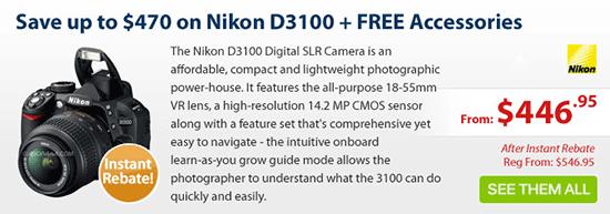 Nikon-D3100-deal