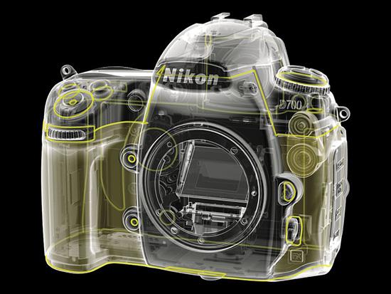 Nikon-D700-firmware-update