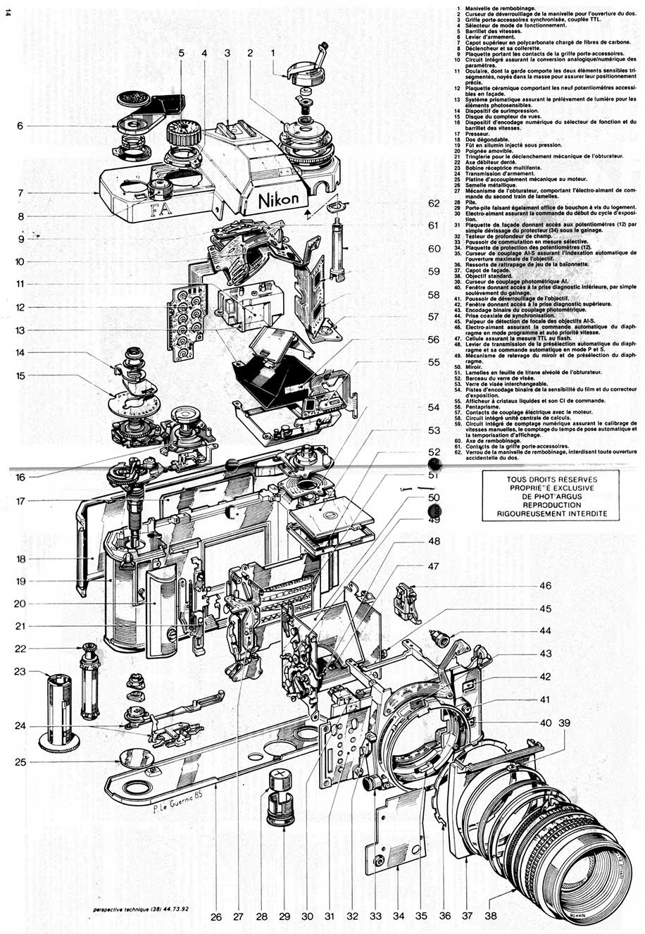 Enjoy The Mechanical Schematics Of Those Old Nikon F Film Cameras moreover 1503500 additionally Exploded View Results as well P229 35188 also J 22 36746. on exploded view results