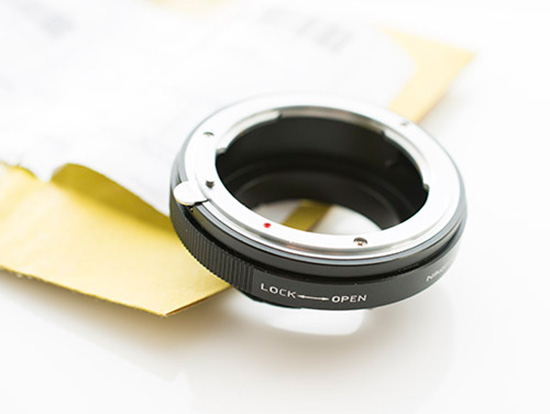 Nikon-G-lenses-mounted-on-Leica-M