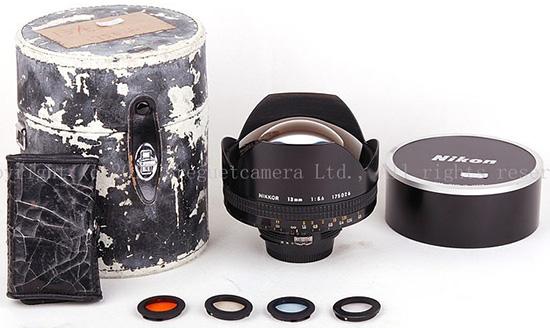 Nikon-Nikkor-13mm-f5.6-ultra-wide-angle-lens