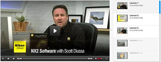 Nikon-USA-online-training-courses