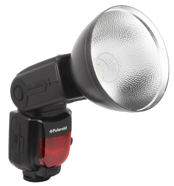 Polaroid PL-135 bare bulb flash 2