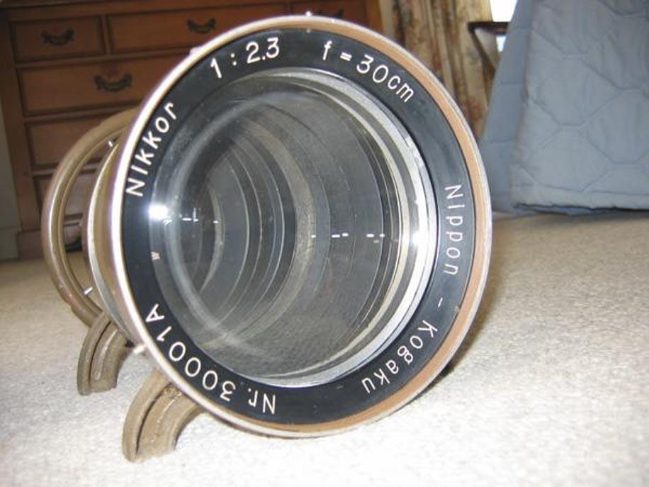 Unknown Nikon lens 3